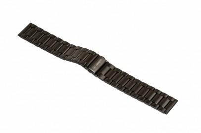 Pasek metalowy Garett Elelctronics GT13, czarny