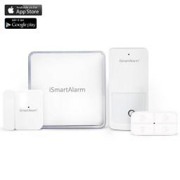 iSmartAlarm Starter Package ISA1G - Zestaw Domowego Systemu Zabezpieczeń