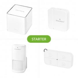 Zestaw domowego systemu zabezpieczeń iSmartAlarm Starter Package ISA1G