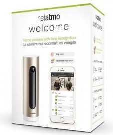 Kamera Netatmo Welcome IP NSC01-EU