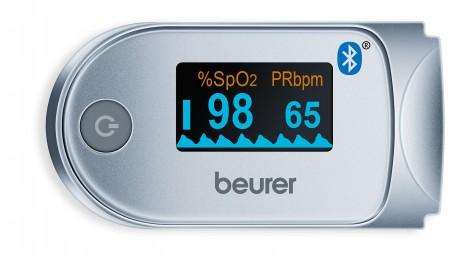 Beurer PO60 | Pulsoksymetr na palec