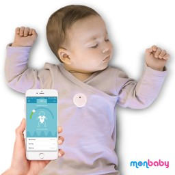 MonBaby Smart Button - Monitor Oddechu