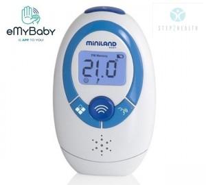 Termometr bezdotykowy Miniland ML89083 mówiący
