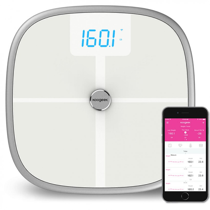 Inteligentna waga KOOGEEK SMART SCALE KS-1