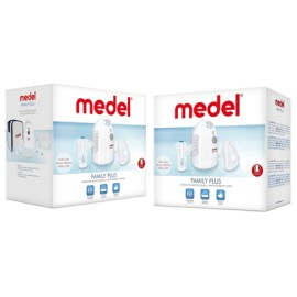 Inhalator Medel Family Plus z nebulizatorem Medel Jet Plus