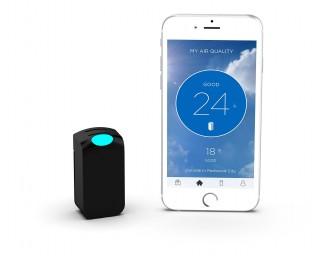WYND Tracker - Osobisty Miernik Jakości Powietrza