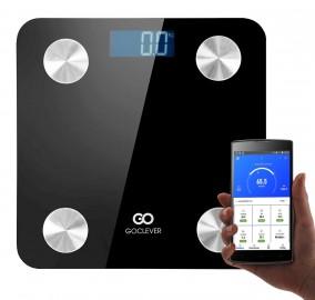 Goclever Smart Scale V2 - Waga analityczna łazienkowa