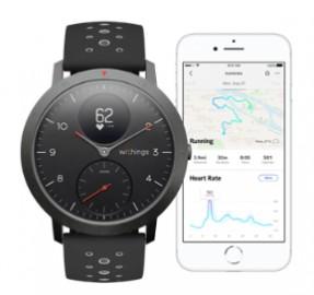 Withings Steel HR Sport | Smartwatch z pomiarem pulsu