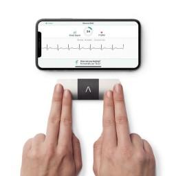 KardiaMobile 6L AliveCor - 6-kanałowe  mobilne EKG (monitor serca)