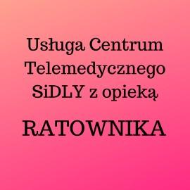 Usługa Centrum Telemedycznego z opieką RATOWNIKA