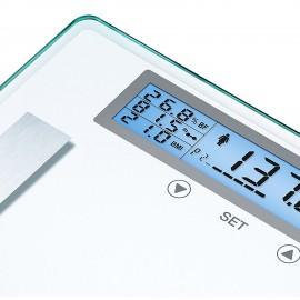Beurer BG51 - Waga łazienkowa z analizą składu ciała