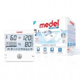 Ciśnieniomierz naramienny z funkcją EKG MEDEL CONNECT CARDIO MB10