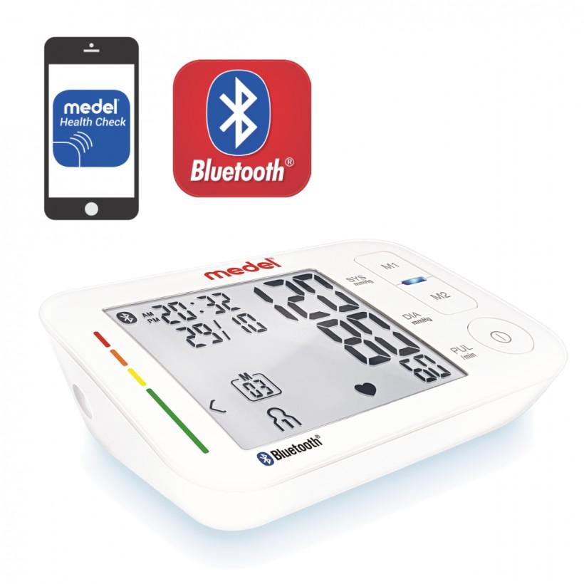Medel iCare - Ciśnieniomierz naramienny z Bluetooth