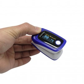 Jumper JPD-500F - Pulsoksymetr napalcowy z Bluetooth