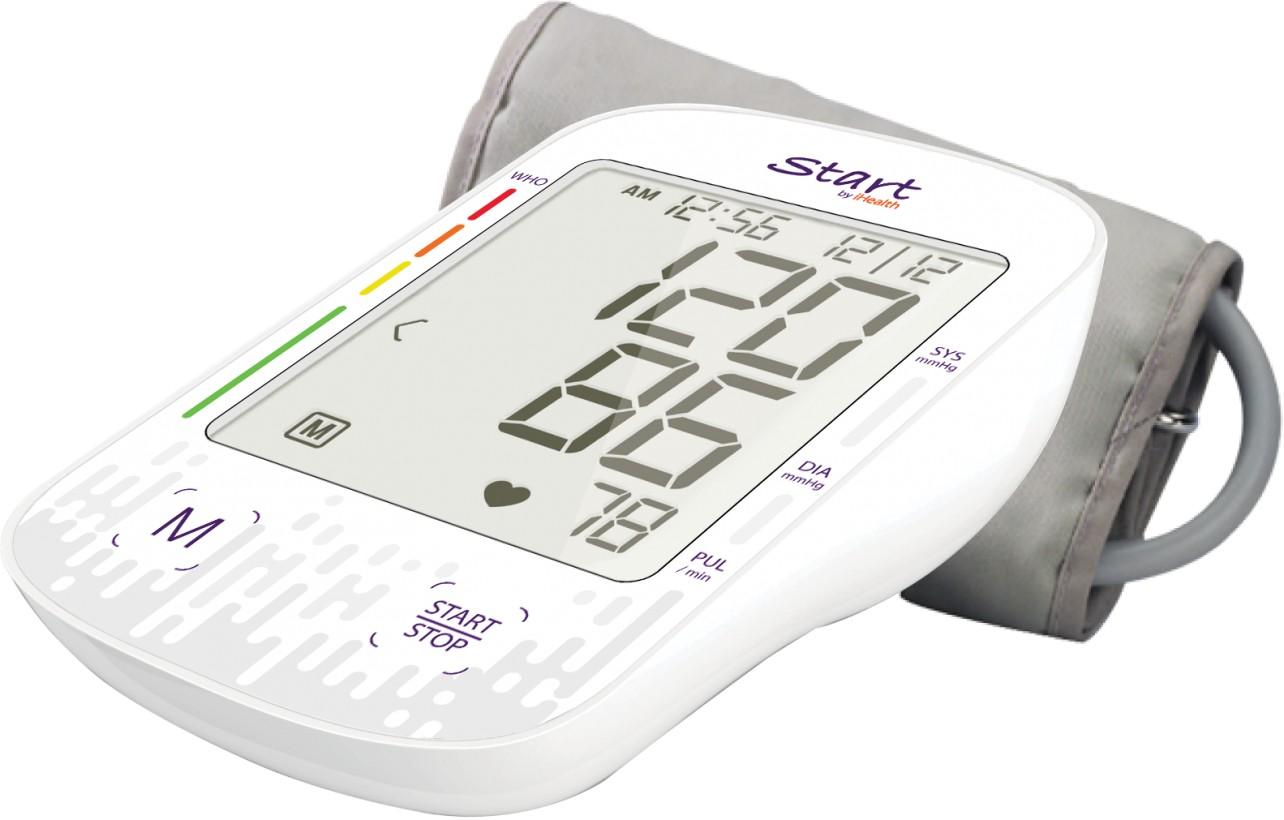 iHealth BPST2 - Ciśnieniomierz nadgarstkowy