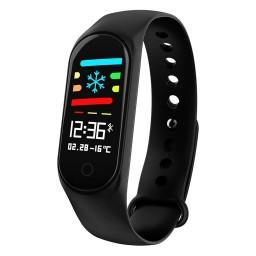 Garett Smartwatch Fit 7 Plus czarny Smartband