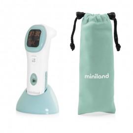 Bezdotykowy termometr mówiący PLUS Miniland ML89068 (ucho/ czoło)