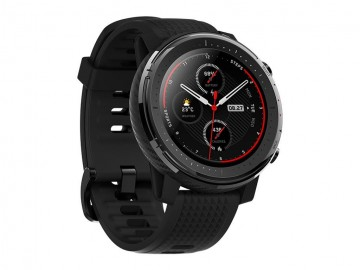 Huami Amazfit STRATORS 3 Black - Smartwatch