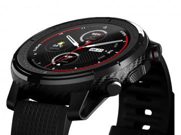 Huami Amazfit STRATORS 3 Black - Smartwatch