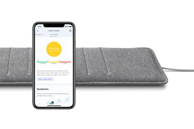 Withings Sleep Analyzer - Mata Monitorująca Sen