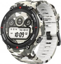 Huami Amazfit T-Rex Camo Green - Smartwatch