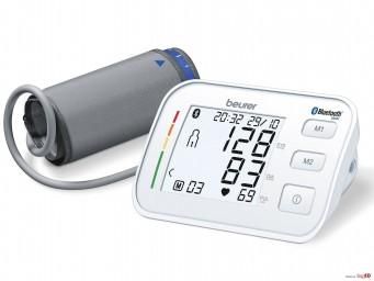 Ciśnieniomierz Bezprzewodowy Beurer BM57, ciśnieniomierz mobilny, naramienny
