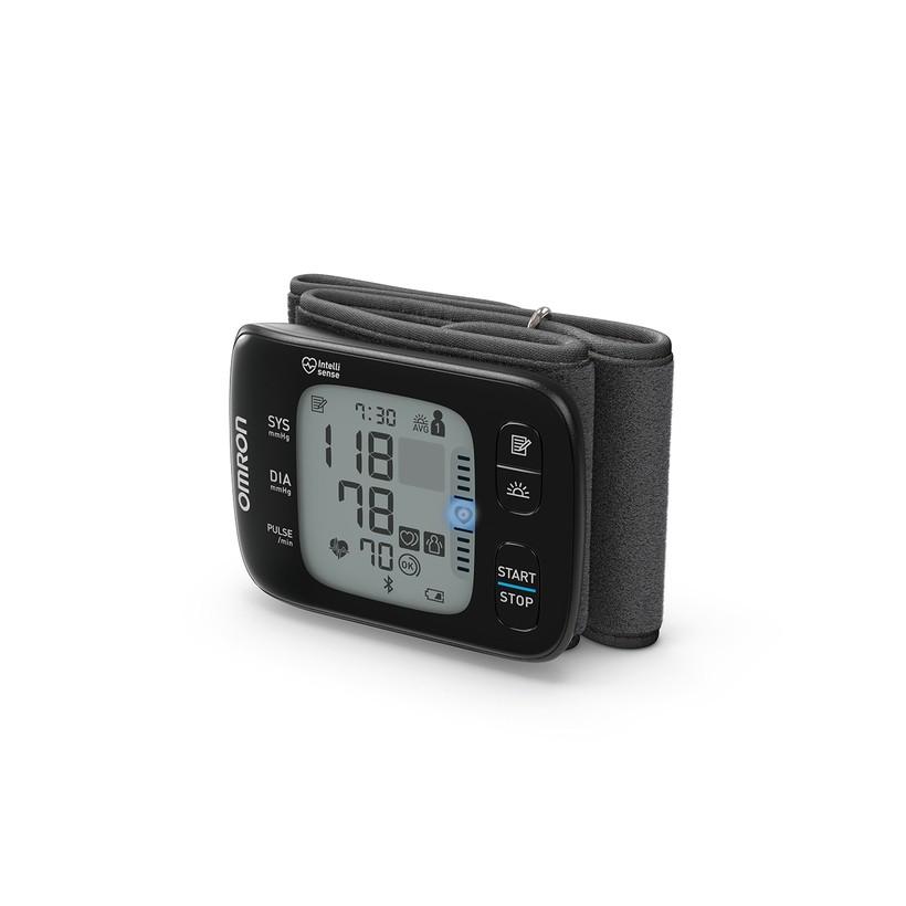 Omron RS7 Intelli IT – Ciśnieniomierz nadgarstkowy z aplikacją