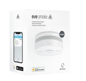 Eve Smoke - inteligentny czujnik dymu
