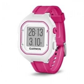 Zegarek Garmin FR 25 white/pink