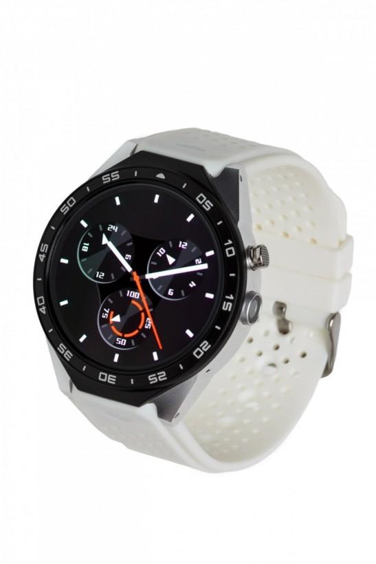 Smartwatch Garett Expert / srebrno - biały