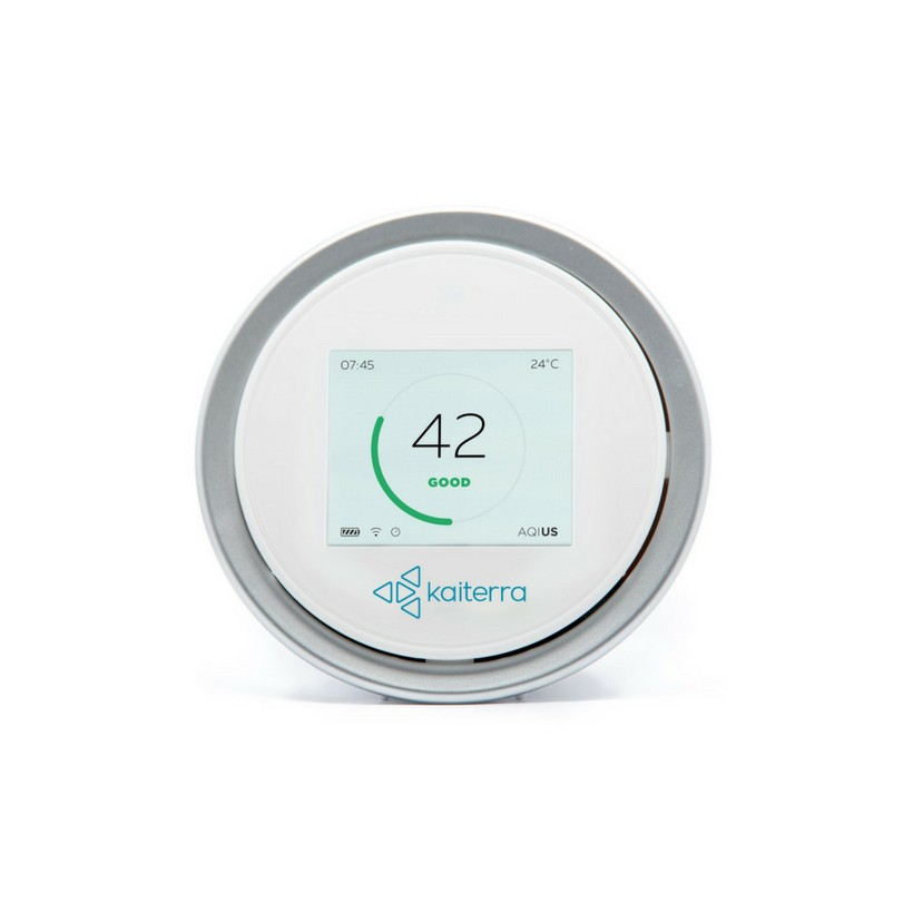 Miernik Poziomu Smogu Sensor Kaiterra Laser Egg 2