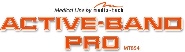 Media-Tech Activ Band MT854_baner