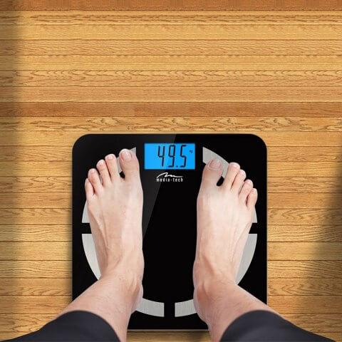 Media-Tech Smart BMI Scale BT