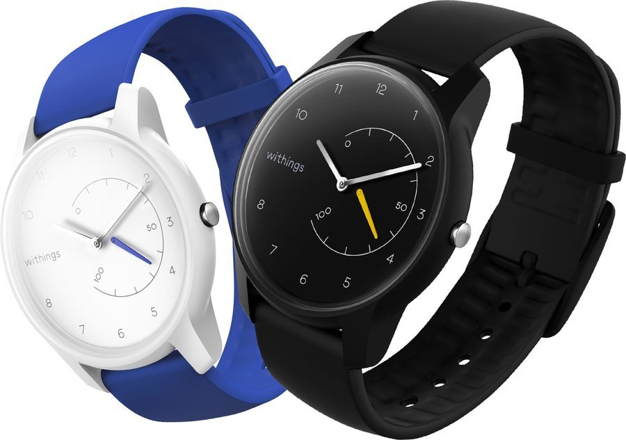 withings move dwa kolory